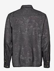 HAN Kjøbenhavn - Boxy Shirt - casual overhemden - black - 1