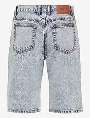 HAN Kjøbenhavn - Work Shorts - denim shorts - bleached denim - 1