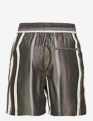 HAN Kjøbenhavn - Track Shorts - casual shorts - bright stripe - 1