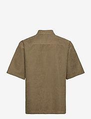 HAN Kjøbenhavn - Boxy Shirt SS - basic overhemden - grey - 2