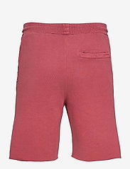 HAN Kjøbenhavn - Sweat Shorts - casual shorts - faded dark red - 2