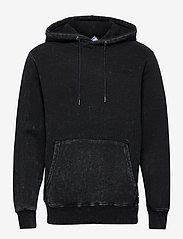 HAN Kjøbenhavn - Casual Hoodie - hoodies - denim blue acid - 0