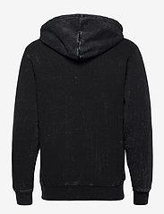 HAN Kjøbenhavn - Casual Hoodie - hoodies - denim blue acid - 1