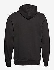 HAN Kjøbenhavn - Casual Hoodie - hoodies - black - 1