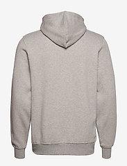 HAN Kjøbenhavn - Casual Hoodie - hoodies - grey melange - 2