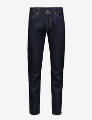 Tapered Jeans - MEDIUM BLUE