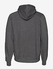 HAN Kjøbenhavn - Casual Hoodie - basic sweatshirts - dark grey - 2