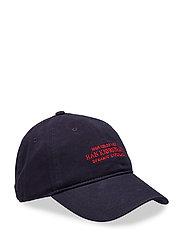 Cotton Cap - BLACK ARTWORK