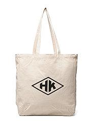 Tote Bag HK - OFF WHITE