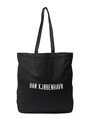 Tote Bag HAN KJØBENHAVN - BLACK