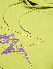 HAN Kjøbenhavn - Bulky Hoodie - hoodies - faded lime - 2