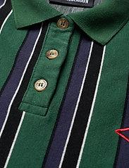 HAN Kjøbenhavn - Polo Dress - tshirt jurken - faded green - 2