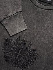HAN Kjøbenhavn - Relaxed Crew - sweatshirts - faded dark grey - 2