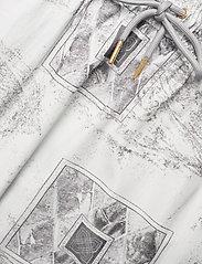 HAN Kjøbenhavn - Track Skirt - korta kjolar - bleach diamond - 2