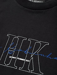 HAN Kjøbenhavn - Boyfriend Tee - t-shirts - faded black hk - 2