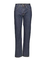 Boyfriend Jeans - MEDIUM BLUE