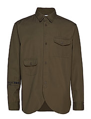Army Shirt - OLIVE CANVAS