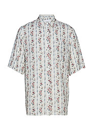 Boxy Shirt - FLORAL