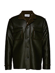 Outer Jacket - GREEN