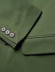 HAN Kjøbenhavn - Boxy Blazer - kostuums met dubbele knopen - dark green - 3