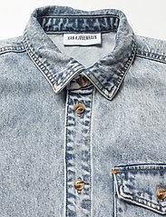 HAN Kjøbenhavn - Army Shirt - tops - grey - 5