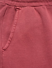 HAN Kjøbenhavn - Sweat Shorts - casual shorts - faded dark red - 5