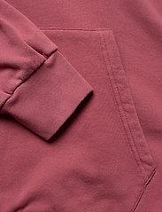 HAN Kjøbenhavn - Bulky Hoodie - hoodies - faded dark red hk - 6