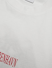 HAN Kjøbenhavn - Artwork Tee - basic t-shirts - off white tribal - 5