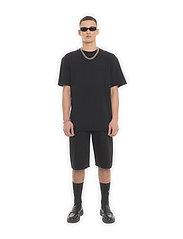 HAN Kjøbenhavn - Chunky Tee - basic t-shirts - faded black - 0