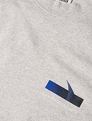 HAN Kjøbenhavn - Boxy SS Tee - basic t-shirts - grey melange - 2