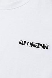 HAN Kjøbenhavn - Casual Tee - korte mouwen - white - 3
