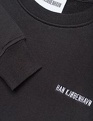 HAN Kjøbenhavn - Casual Crew - basic sweatshirts - black - 4