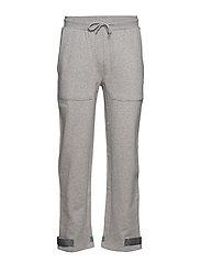 Sweat Pants - GREY LOGO