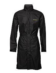 Rain Coat Hood - BLACK