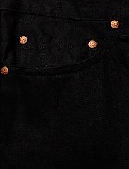 HAN Kjøbenhavn - Tapered Jeans - regular jeans - black black - 2