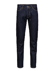 Tapered Jeans - MEDIUM BLUE