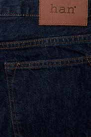 HAN Kjøbenhavn - Tapered Jeans - regular jeans - medium blue - 4