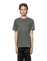 HAN Kjøbenhavn - Casual Tee - basic t-shirts - dark grey - 0