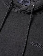 HAN Kjøbenhavn - Casual Hoodie - basic sweatshirts - dark grey - 3