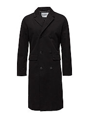 Martial Coat - BLACK