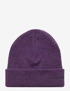 Top Beanie Logo - mützen - purple