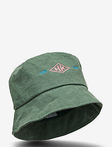 Bucket Hat - bucket hats - faded green