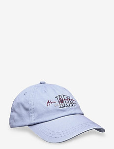 Artwork Cap - petten - faded blue