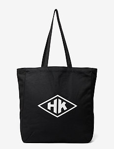 Tote Bag HK - tassen - black