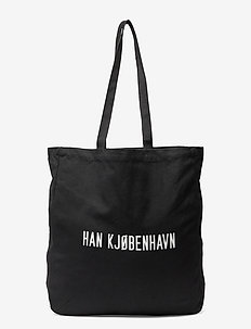 Tote Bag HAN KJØBENHAVN - tassen - black