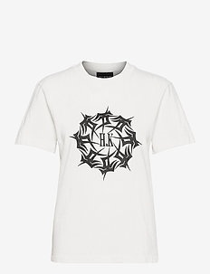 Artwork Tee - t-shirts - off white