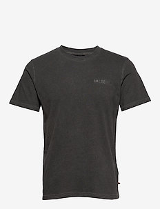 Casual Tee - DARK GREY LOGO