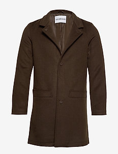 Bankers Trench - ARMY WOOL
