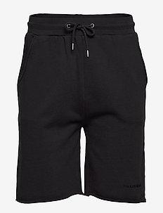 Sweat Shorts - casual shorts - faded black