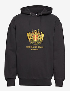 Artwork Hoodie - FADED BLACK
